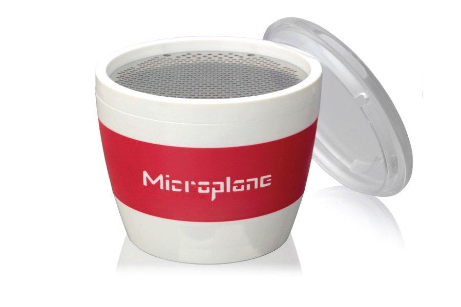 Чашка Specialty Microplane терка специй, красная