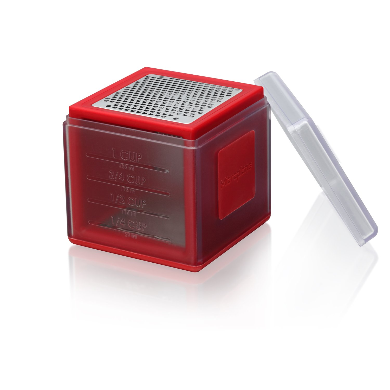 Куб-терка Specialty Microplane , красная